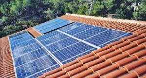 Installation de panneaux solaires – photovoltaïques