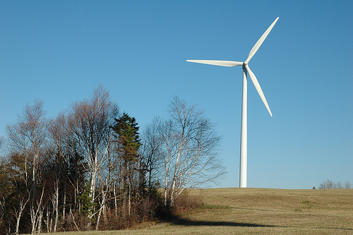 Les éoliennes individuelles