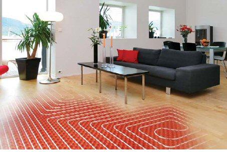 Les planchers chauffants hydroniques et électriques