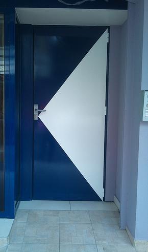 Installer une porte blindée