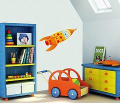 Découvrez des stickers pour la chambre de vos enfants