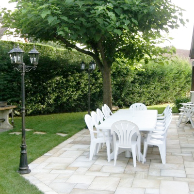 Privilégier la pierre naturelle pour vos sols extérieurs