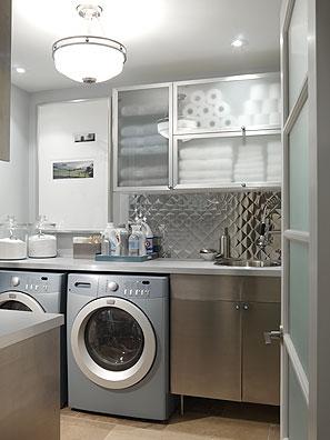 Astuce pour aménager la salle de lavage