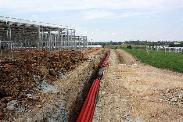 Localiser des cables souterrains