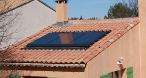 Installation d'un chauffe eau solaire
