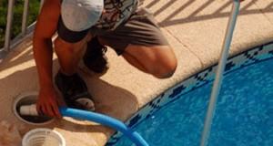 Le coût de l'entretien d'une piscine