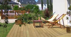 Aménagement de terrasse en bois : Matériaux, prix et entretien