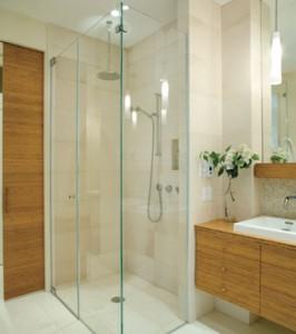 Salle de bain européenne