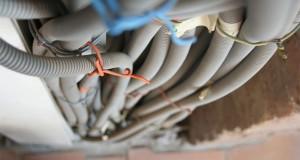 Electricité et éco construction