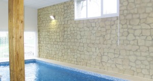 Piscines intérieures : Quel revêtement pour vos murs ?