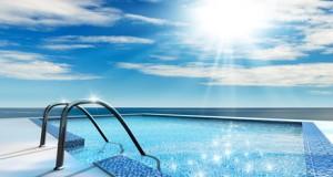 La piscine solaire : un chauffage pour l'année