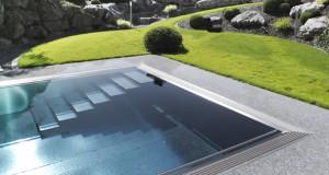 La piscine en inox
