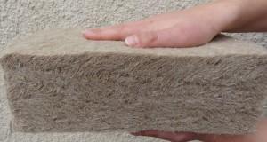 Isolation naturelle : Le succès de la fibre de bois