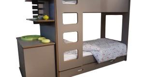Bien choisir les lits superposés pour vos enfants !