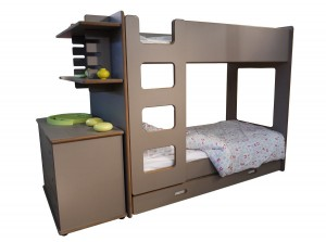 lits superposées