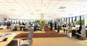 Architecture d'intérieur : zoom sur l'open space
