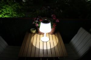 lampe pour balcon
