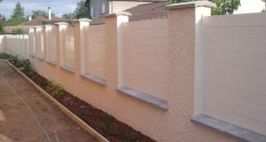 Construire une clôture sur mesure