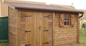 Constructions en bois pour le jardin
