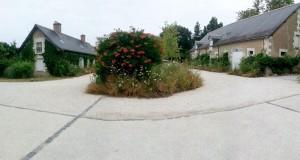 Construire une allée de jardin en béton désactivé