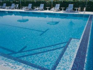 carrelage mosaïque piscine
