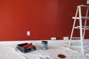 preparer mur a peindre