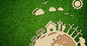 Utiliser les matériaux recyclés dans une maison neuve