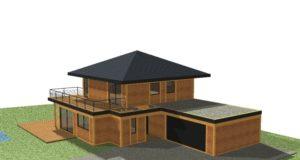 Les étapes de construction d'une maison à ossature bois