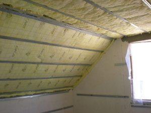 isolation thermique interieur