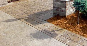 Le béton décoratif pour le revêtement et la rénovation des sols