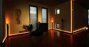 Éclairages  LED – Les utiliser pour délimiter une espace