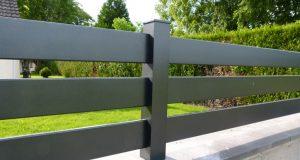 Poser soi-même sa clôture en aluminium, facile !