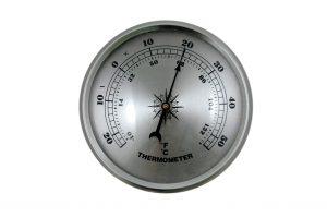 thermomètre de maison