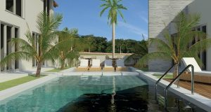 La piscine bio: verte mais propre