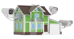 La télésurveillance pour maison