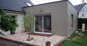 Agrandir sa maison avec une extension ossature bois