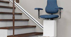 Installer un siège monte-escalier