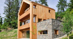 La maison en bois, nouvelle tendance de construction