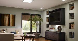 Le plafonnier LED : un éclairage adapté à tout type d'intérieur