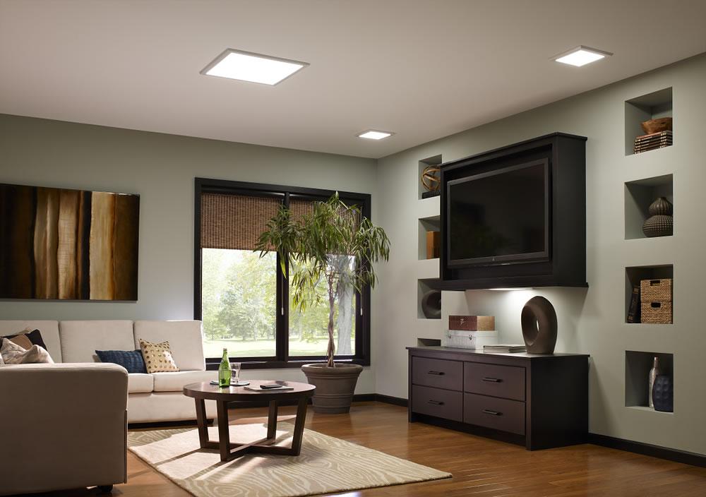 Plafonnier LED pour la décoration d'intérieur