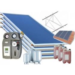 système de chauffe eau solaire bon marché