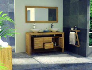 espace zen pour votre salle de bains