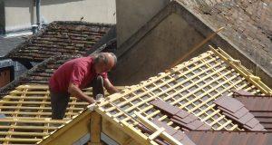 Les différentes règles qui régissent les interventions sur toiture