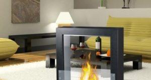 Qu'est-ce qu'une cheminée éthanol et comment ça fonctionne?