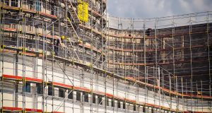 Quels sont les différents travaux de maçonnerie lors d'une construction de maison ?