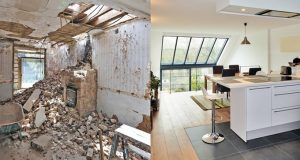 Que faut-il faire lors d'une rénovation d'une maison?