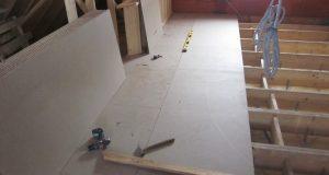 DIY : poser le solivage de son plancher d'étage