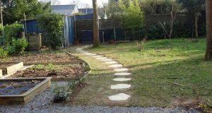Idées de chemin de jardin abordables