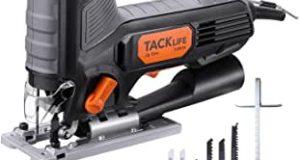 La scie sauteuse Tacklife, un matériel parfait pour les bricoleurs